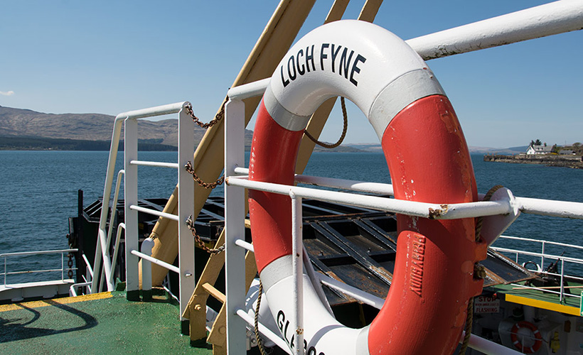 craignure bunkhouse lochaline fishnish mull ferry